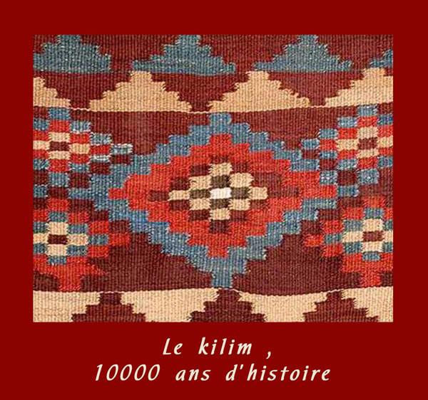 image- Le kilim , 10000 ans d'histoire